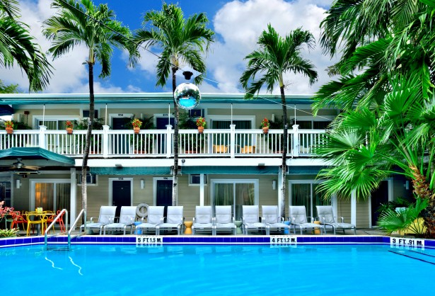 Island House for Men - Key West - Florida - Spartacus Gay Hotel Guide